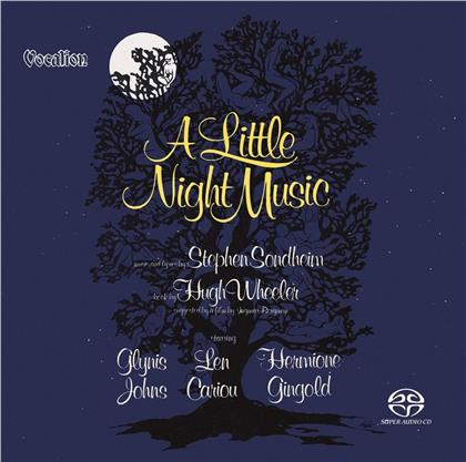 Stephen Little Night Music - OST - OBC (SACD)