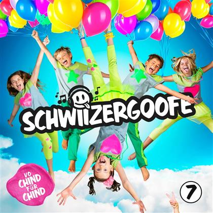 Schwiizergoofe - 7 (2 CDs)