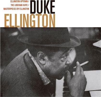 Duke Ellington - Ellington Uptown + The Liberian Suite (2018 Reissue, 2 CDs)
