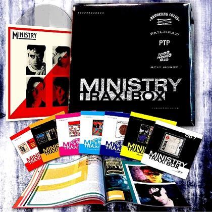 Ministry - Trax! Box (Boxset, 7 CDs + LP)