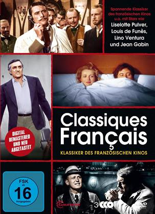 Classiques Francais - Klassiker des französischen Kinos (3 DVDs)