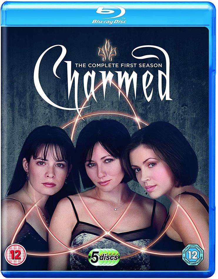Charmed - Season 1 (Remastered, 5 Blu-rays)