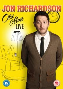 Jon Richardson - Old Man - Live