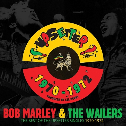 """Bob Marley & The Wailers - The Best Of The Upsetter Singles 1970-1972 (7"""" Single)"""