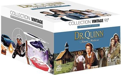 Dr. Quinn - Femme Medicin - L'integrale de la série (Collection Vintage, 43 DVD)