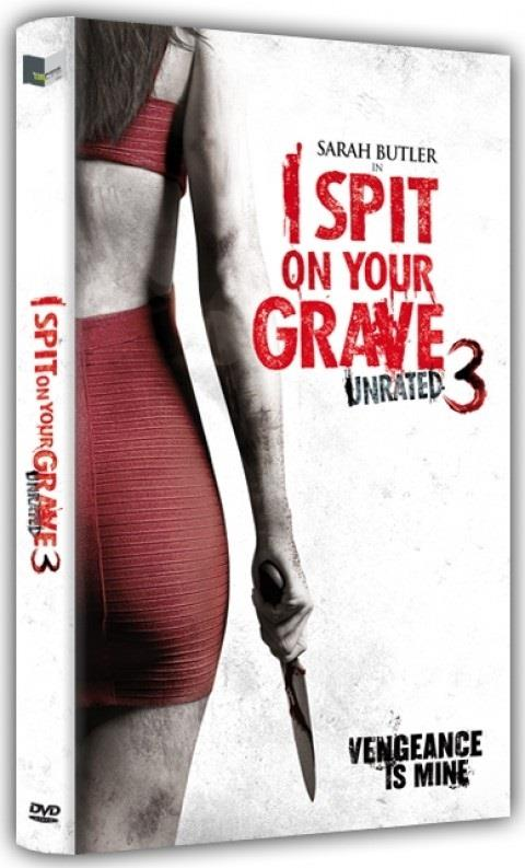 I Spit on your Grave 3 (2015) (Cover A, Limited Edition, Uncut, Unrated)