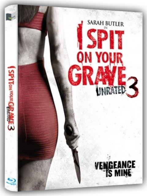 I Spit on Your Grave 3 (2015) (Cover A, Kleine Hartbox, Limited Edition, Uncut, Unrated)