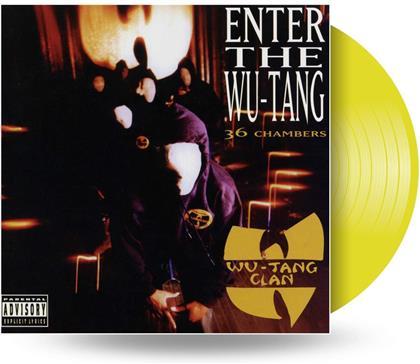Wu-Tang Clan - Enter The Wu-Tang (36 Chambers) (2018 Reissue, LP)