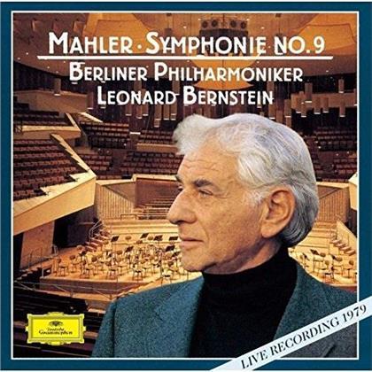 Leonard Bernstein (1918-1990) & Gustav Mahler (1860-1911) - Symphony 9 (Limited, Japan Edition, SACD)