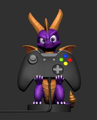 Cable Guy - Spyro XXL incl 3m Ladekabel