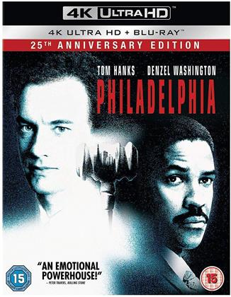 Philadelphia (1993) (25th Anniversary Edition, 4K Ultra HD + Blu-ray)