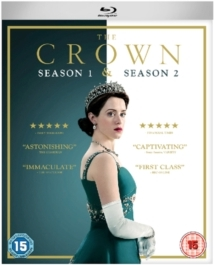 The Crown - Seasons 1&2 (8 Blu-ray)