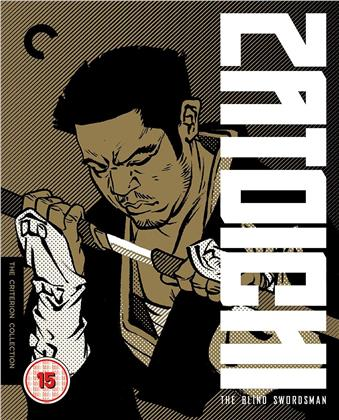 Zatoichi - The Blind Swordsman (Criterion Collection, 9 Blu-rays)