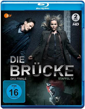 Die Brücke - Transit in den Tod - Staffel 4 - Die Finale Staffel (2 Blu-rays)