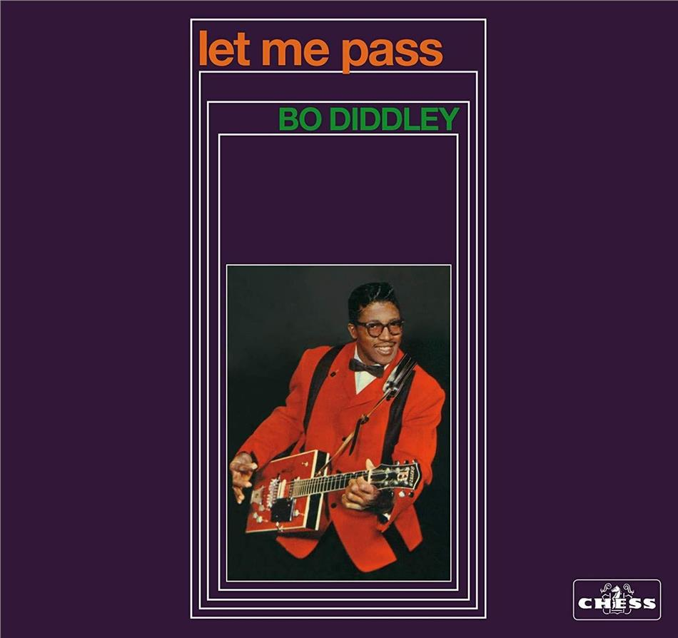 Bo Diddley - Let Me Pass (Gatefold Replica, Remastered)