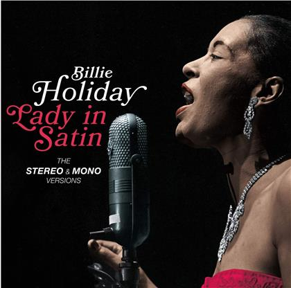 Billie Holiday - Lady In Satin - The Mono & Stereo Versions (20 Bonustracks, 2 CDs)