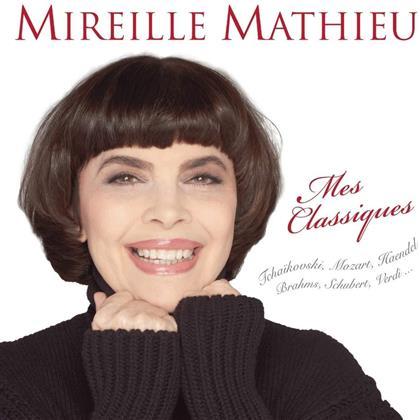 Mireille Mathieu & Thierry Bienaymé - Mes Classiques