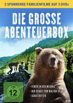 Die grosse Abenteuer-Box - 3 Filme (3 DVDs)