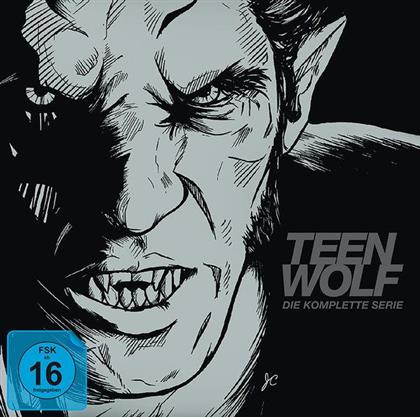 Teen Wolf - Staffel 1-6 - Komplettbox (35 DVDs)