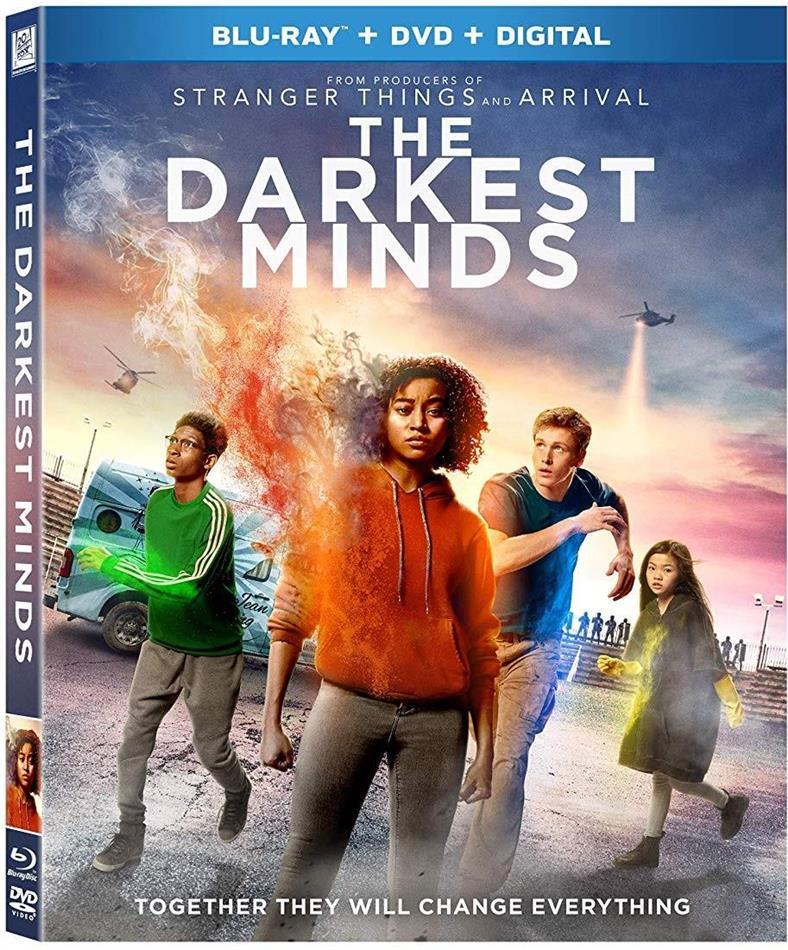 The Darkest Minds (2018) (Blu-ray + DVD)