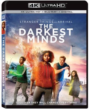 The Darkest Minds (2018) (4K Ultra HD + Blu-ray)
