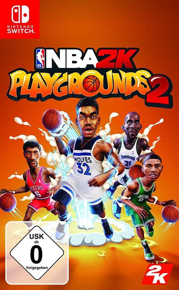 NBA 2K Playgrounds 2 (German Edition)