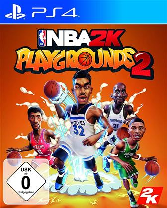 NBA 2K Playgrounds 2 (German Edition)