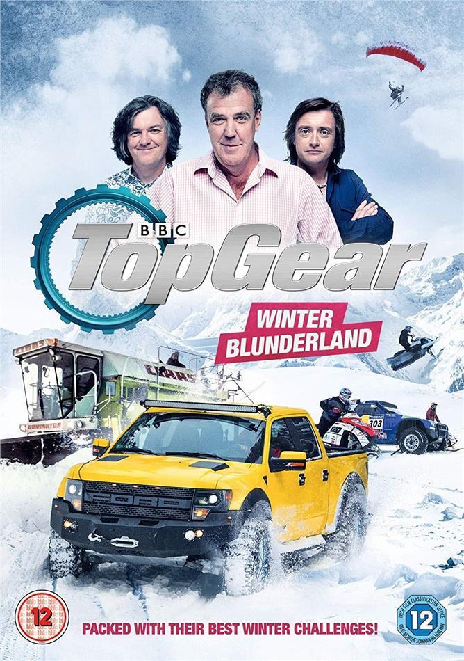 Top Gear - Winter Blunderland (BBC)