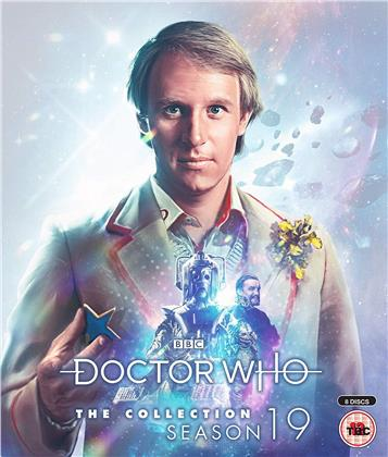 Doctor Who - The Collection - Season 19 (1982) (Limited Edition, 8 Blu-rays)