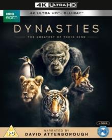 Dynasties (2018) (BBC Earth)