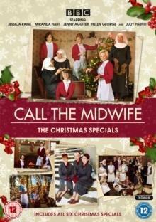 Call The Midwife - The Christmas Specials (BBC, 3 DVD)