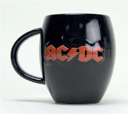 AC/DC: Logo - Large Oval Mug