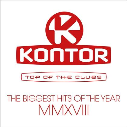 Kontor Top Of The Clubs 2018 - The Biggest Hits Of The Year MMXVIII (3 CDs)
