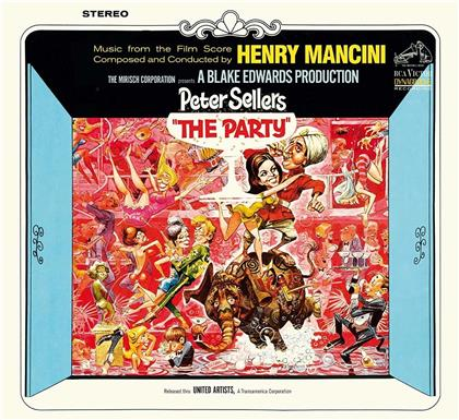 Henry Mancini - Party - OST (Digipack, Limited Edition, Remastered)