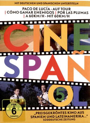Cinespañol 5 (4 DVDs)