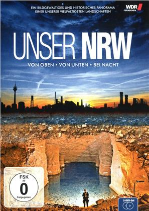 Unser NRW - NRW von oben von unten und bei Nacht (2 DVDs)