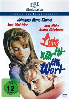 Liebe ist nur ein Wort (1971) (Filmjuwelen)