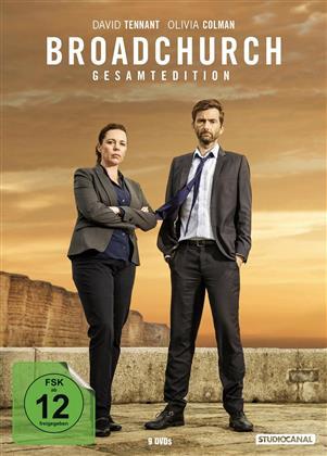 Broadchurch - Staffel 1-3 (9 DVDs)