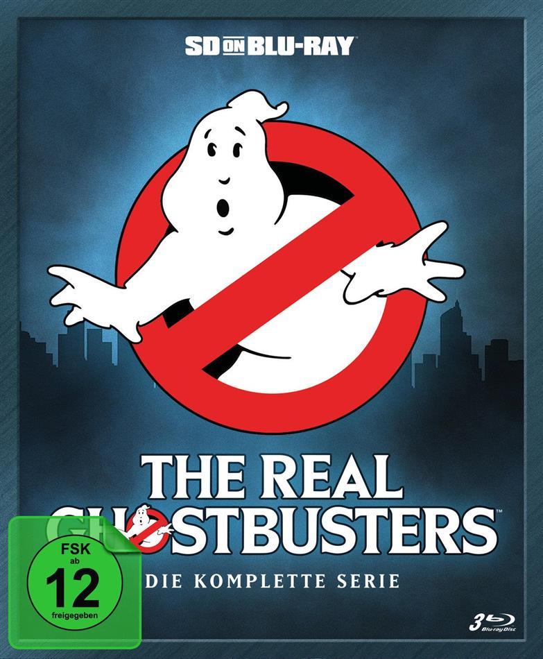 The Real Ghostbusters - Die komplette Serie (Mediabook, 3 Blu-rays)