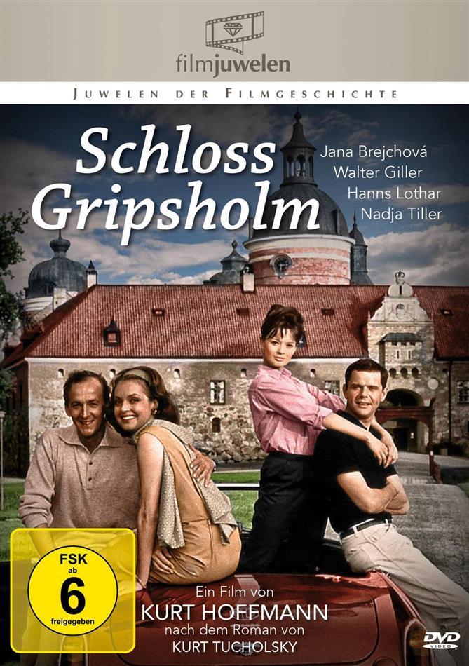 Schloss Gripsholm (1963) (Filmjuwelen)