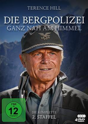 Die Bergpolizei - Ganz nah am Himmel - Staffel 2 (Fernsehjuwelen, 4 DVDs)