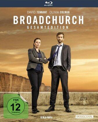 Broadchurch - Staffel 1-3 (6 Blu-rays)