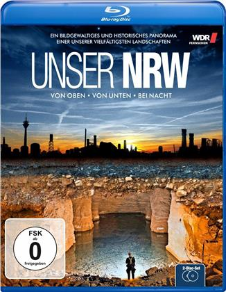 Unser NRW - NRW von oben, von unten und bei Nacht