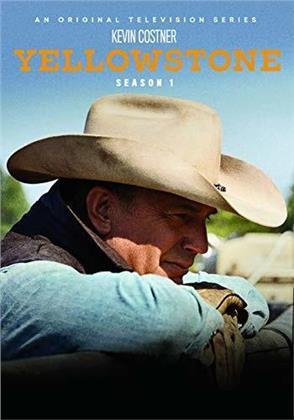 Yellowstone - Season 1 (3 DVDs)