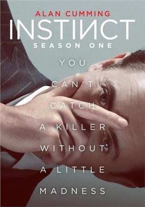 Instinct - Season 1 (4 DVDs)