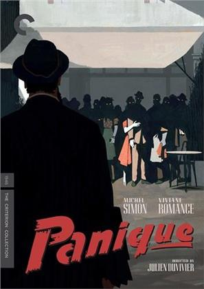 Panique (1946) (n/b, Criterion Collection)