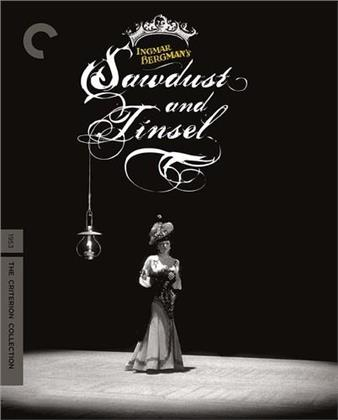 Sawdust and Tinsel (1953) (s/w, Criterion Collection)