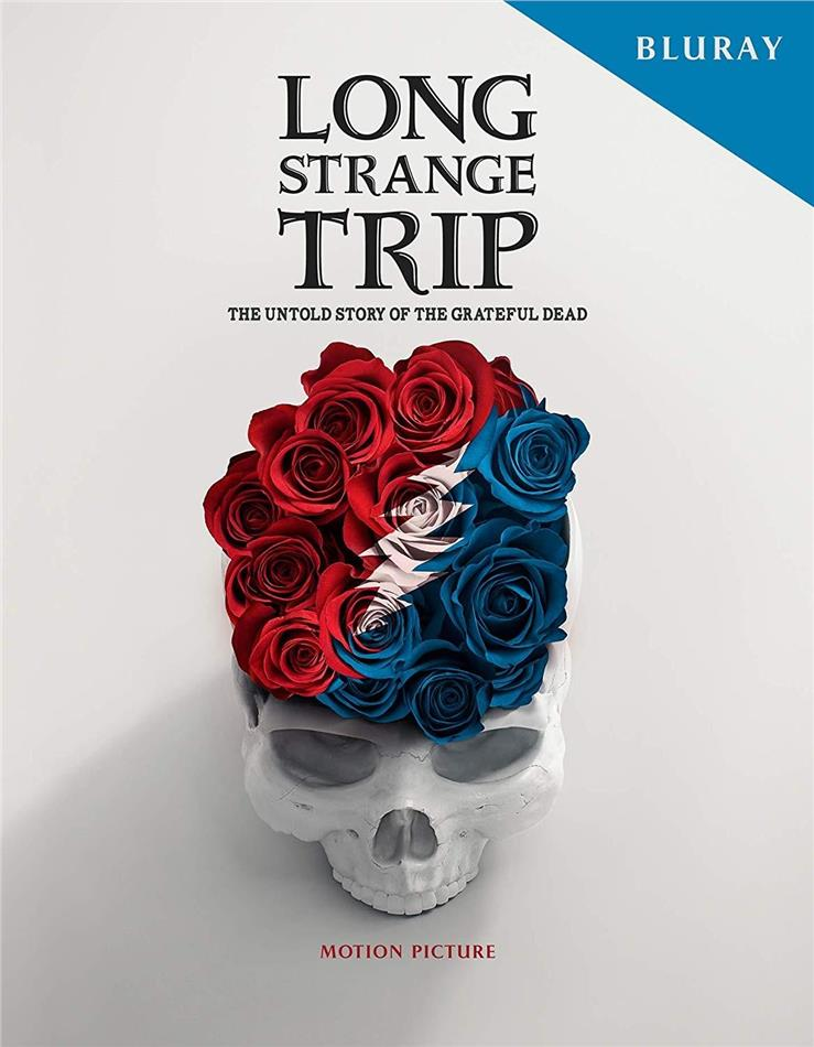 Grateful Dead - Long Strange Trip: The Untold Story Of Grateful