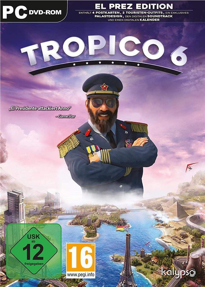 Tropico 6 - (EL Prez Edition)