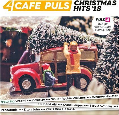 Café Puls Christmas Hits 2018 (2 CDs)